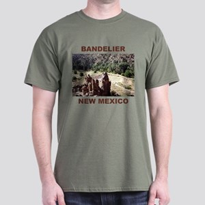 BANDELIER, NEW MEXICO Dark T-Shirt