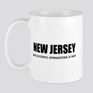 NJ N' SHIT Mug