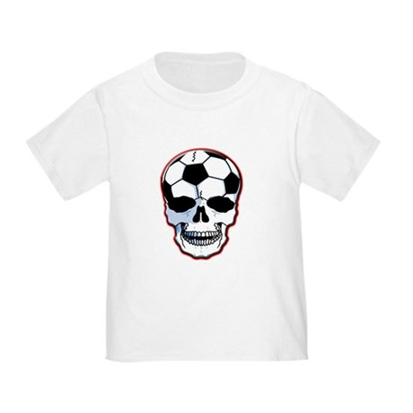 Soccer Head Toddler T-Shirt