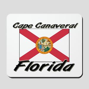 Cape Canaveral Florida Mousepad