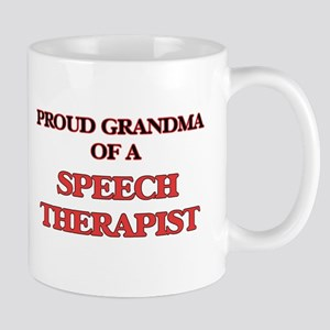 Proud Grandma of a Speech Therapist Mugs