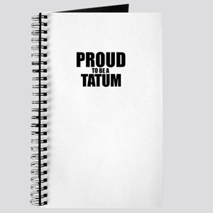 Proud to be TATAR Journal