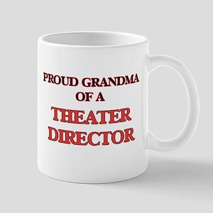 Proud Grandma of a Theater Director Mugs