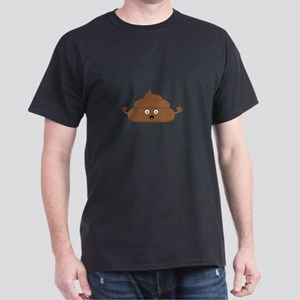 Frightened poo T-Shirt