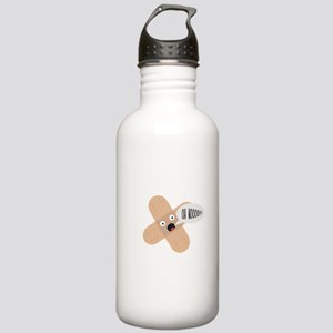 compassionate patch Stainless Water Bottle 1.0L