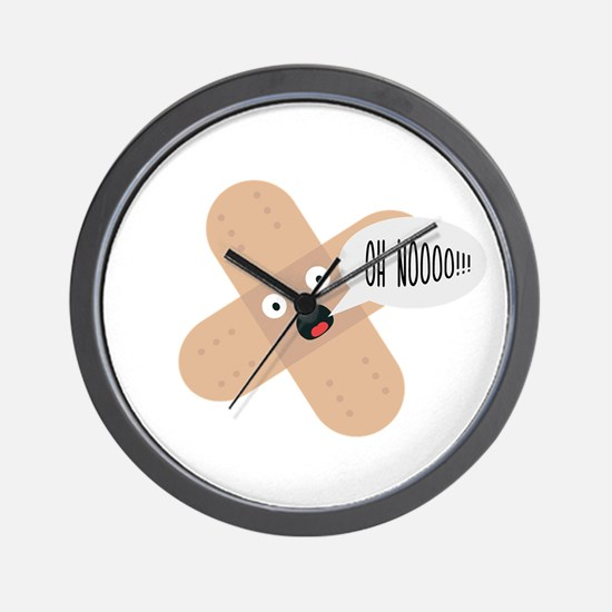 compassionate patch Wall Clock