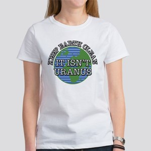 Keep Earth Clean Women's Classic T-Shirt