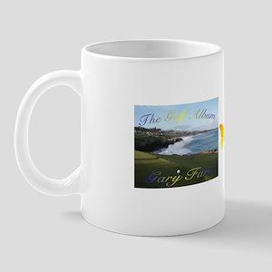 The Golf Album Mug