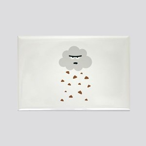 Poo- weather Magnets