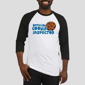 Official Cookie Inspector Baseball Jersey