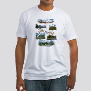 Fort Collins Fitted T-Shirt