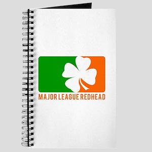Major League Redhead Journal