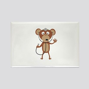 monkey doctor Magnets