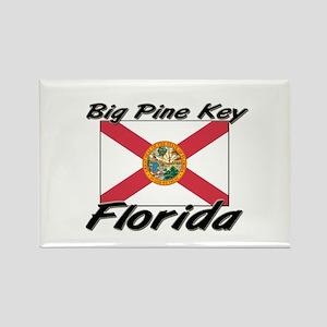 Big Pine Key Florida Rectangle Magnet