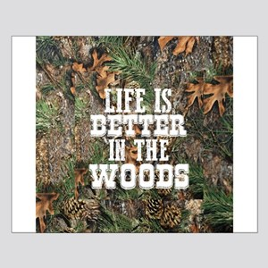 BETTER IN THE WOODS Posters