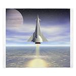 Rocket Launch King Duvet
