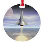 Rocket Launch Ornament