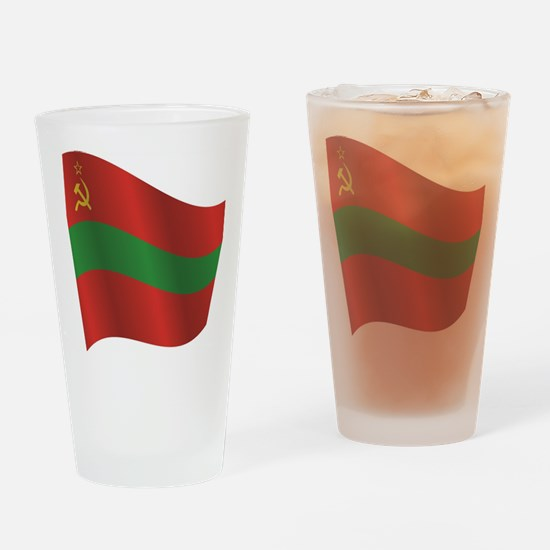 Unique Country Drinking Glass