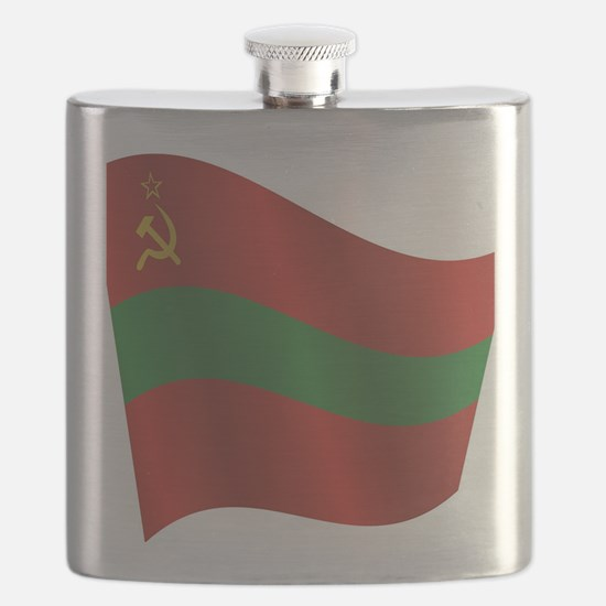 Cute Independence day Flask