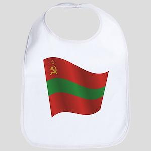 Transnistria flag Bib