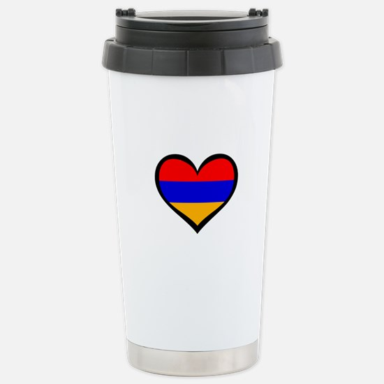 Armenia Love Mugs