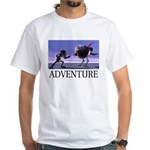 Adventure White T-Shirt