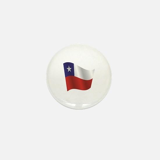 Cute Chile Mini Button
