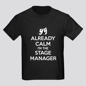 Stage Manager Break a Leg Gifts T-Shirt