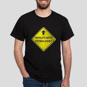 Etymologist Dark T-Shirt