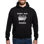 Bubble Bath Junkie Hoodie (dark)