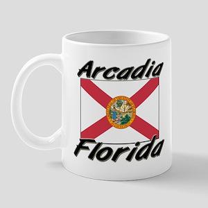 Arcadia Florida Mug
