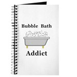 Bubble Bath Addict Journal