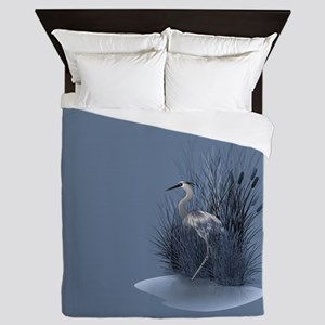 Moonlit Queen Duvet