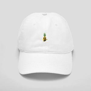 Rock 'n' Roll Pineapple Cap