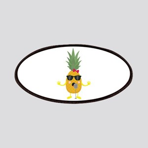 Singing Pineapple Patch