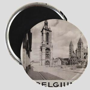 Vintage poster - Belgium Magnets