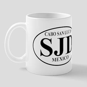SJD Cabo San Lucas Mug