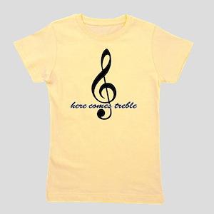 TrebleTshirtOutlcopyTreble2 T-Shirt