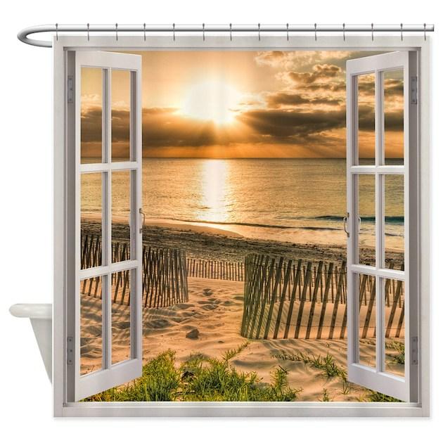 Seasonal Shower Curtains | CafePress