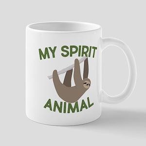 My Spirit Animal 11 oz Ceramic Mug