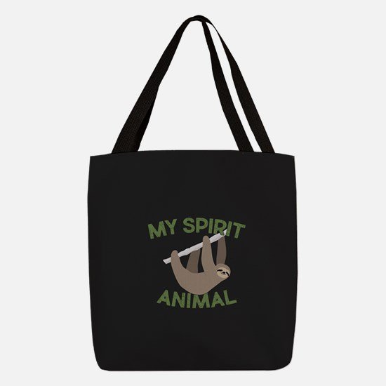 My Spirit Animal Polyester Tote Bag
