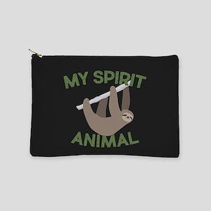 My Spirit Animal Makeup Bag