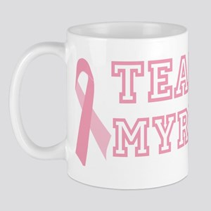 Team Myrtle - bc awareness Mug