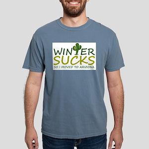Winter Sucks - I moved to Arizona T-Shirt