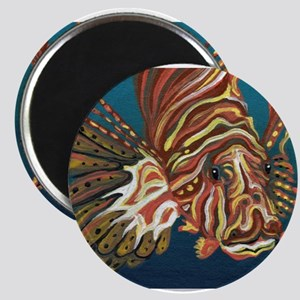 Lion Fish Magnets
