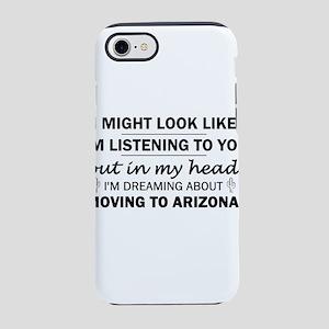 Moving to Arizona iPhone 8/7 Tough Case