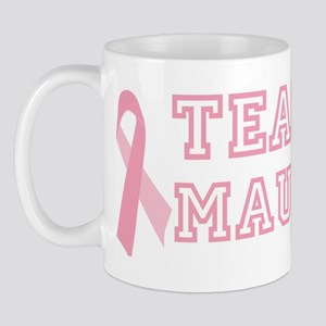 Team Maura - bc awareness Mug