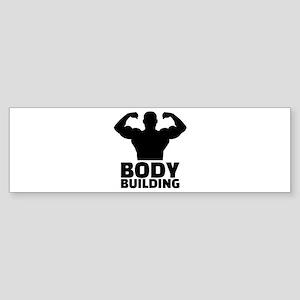 Bodybuilding Sticker (Bumper)