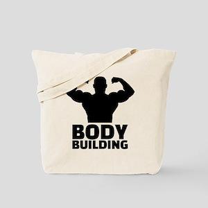 Bodybuilding Tote Bag