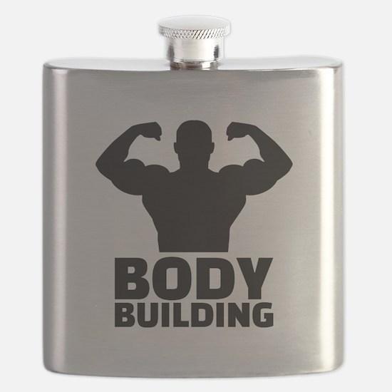 Bodybuilding Flask